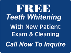 Windsor Dentist offering free teeth whitening