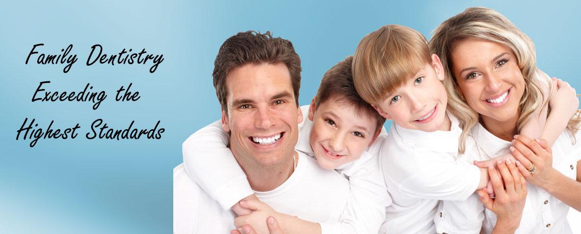 Windsor Dentist providing  Family Dental Care